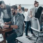 Fluxos de trabalho eficientes: mantendo a promessa de colaboração da equipa