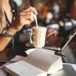 Etiqueta de café na era da cloud