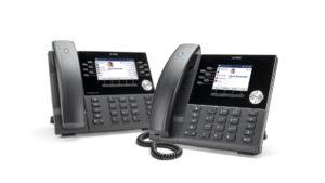 Mitel apresenta primeiros telefones IP empresariais com plásticos protegidos com tecnologia antimicrobiana