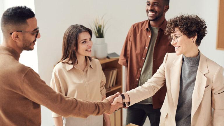 Os pilares de uma parceria forte: construir juntos na confiança mútua